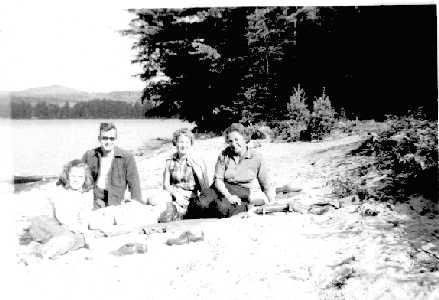 mt Blue State Park 1957