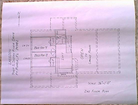 Our New House - Construction Plans