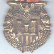 SAME Society of American Military Engineers Medal