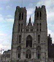 Cathedrale St. Michael - Brussels