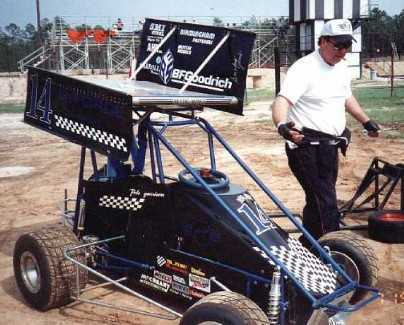 Rick Todd S Race Car Mini Sprint